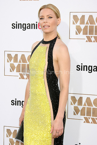 "LOS ANGELES, CA - JUNE 25: Elizabeth Banks  at the ""Magic Mike XXL"" Premiere at the TCL Chinese Theater on June 25, 2015 in Los Angeles, California. Credit: David Edwards/MediaPunch"