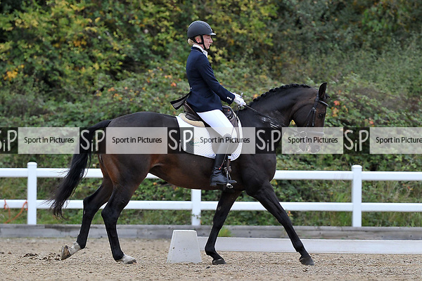 Class 8. Advanced Medium 98. British Dressage. Brook Farm training centre. Essex. 29/09/2017. MANDATORY Credit Garry Bowden/Sportinpictures - NO UNAUTHORISED USE - 07837 394578