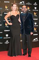 Jose Corbacho attends the Feroz Cinema Awards 2015 at Las Ventas, Madrid,  Spain. January 25, 2015.(ALTERPHOTOS/)Carlos Dafonte) /NortePhoto<br /> <br /> nortePhoto.com