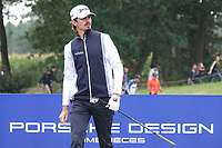Pedro Figueiredo (POR) during the third round of the Porsche European Open , Green Eagle Golf Club, Hamburg, Germany. 07/09/2019<br /> Picture: Golffile   Phil Inglis<br /> <br /> <br /> All photo usage must carry mandatory copyright credit (© Golffile   Phil Inglis)