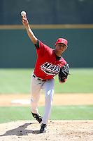 Anthony Varvaro / High Desert Mavericks..Photo by:  Bill Mitchell/Four Seam Images