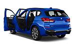 Car images of 2020 BMW X1 M-Sport 5 Door SUV Doors