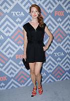 08 August  2017 - West Hollywood, California - Alicia Witt.   2017 FOX Summer TCA held at SoHo House in West Hollywood. Photo Credit: Birdie Thompson/AdMedia
