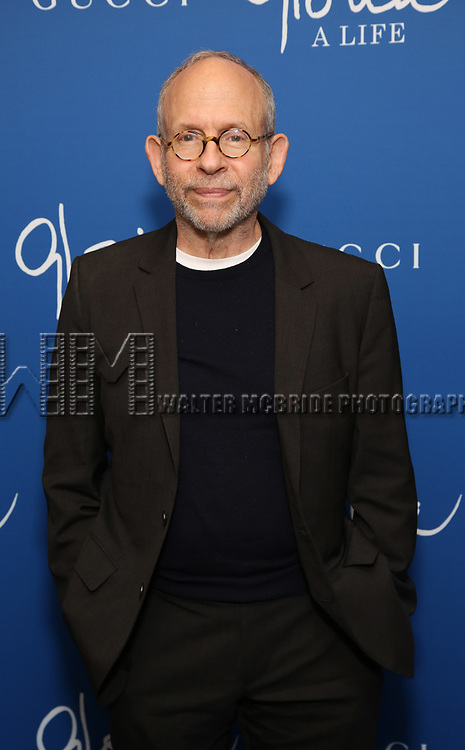 "Bob Balaban attends the Opening Night Performance of ""Gloria: A Life"" on October 18, 2018 at the Daryl Roth Theatre in New York City."