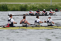 D 4+ - Sunday - British Masters 2015