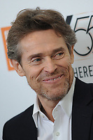 www.acepixs.com<br /> October 1, 2017  New York City<br /> <br /> Willem Dafoe attending 55th New York Film Festival 'The Florida Project' at Alice Tully Hall on October 1, 2017 in New York City.<br /> <br /> Credit: Kristin Callahan/ACE Pictures<br /> <br /> <br /> Tel: 646 769 0430<br /> Email: info@acepixs.com