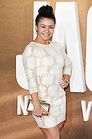 "Claudia Fragapane<br /> at the premiere of ""Jack Reacher: Never Go Back"" at the Cineworld Empire Leicester Square, London.<br /> <br /> <br /> ©Ash Knotek  D3185  20/10/2016"