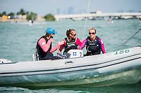 Willie McBride - US Sailing Team Coach