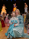 Sharon and Kate at the Princess Ball in the Barbican.<br /> <br /> Photo - Jenny Matthews