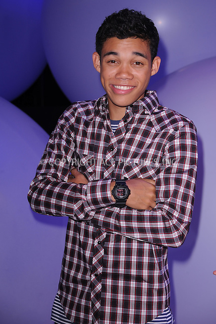 WWW.ACEPIXS.COM . . . . . .March 16, 2011...New York City... Roshon Fegan attends Disney Kids and Family Upfront on March 16, 2011 in New York City....Please byline: KRISTIN CALLAHAN - ACEPIXS.COM.. . . . . . ..Ace Pictures, Inc: ..tel: (212) 243 8787 or (646) 769 0430..e-mail: info@acepixs.com..web: http://www.acepixs.com .