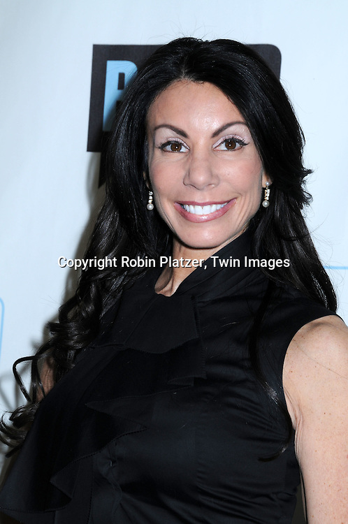 "Danielle Staub of ""The Real Housewives of NJ""  posing for photographers at The Bravo Upfront  Party on March 10, 2010 at Skylight Studios in New York City."