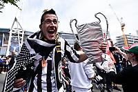 Millenium Stadium ahead  the UEFA Champions League Fina