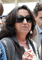 Presentazione dei candidati al consiglio comunale di Napoli del movimento cinque stelle<br /> Maddalena Stella