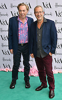 Andrew Lloyd Webber, Ben Elton at V&amp;A Museum Summer Party fundraising benefit hosted by CondŽ Nast at Victoria and Albert Museum, London, England on June 22, 2016.<br /> CAP/JOR<br /> &copy;JOR/Capital Pictures<br /> Andrew Lloyd Webber, Ben Elton at V&amp;A Museum Summer Party fundraising benefit hosted by Cond&eacute; Nast at Victoria and Albert Museum, London, England on June 22, 2016.<br /> CAP/JOR<br /> &copy;JOR/Capital Pictures /MediaPunch ***NORTH AND SOUTH AMERICAS ONLY***