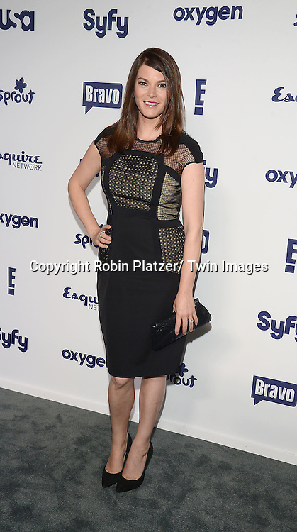 Gail Simmons attends the NBCUniversal Cable Entertainment Upfront <br /> on May 15, 2014 at The Javits Center North Hall in New York City, New York, USA.