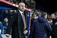 Burnley's manager Sean Dyche<br /> <br /> Photographer Andrew Kearns/CameraSport<br /> <br /> The Premier League - Huddersfield Town v Burnley - Wednesday 2nd January 2019 - John Smith's Stadium - Huddersfield<br /> <br /> World Copyright © 2019 CameraSport. All rights reserved. 43 Linden Ave. Countesthorpe. Leicester. England. LE8 5PG - Tel: +44 (0) 116 277 4147 - admin@camerasport.com - www.camerasport.com