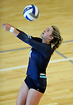 9-1-15, Skyline varsity volleyball in action