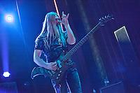 ROYAL OAK, MI - SEPTEMBER 23: Nightwish in concert at the Royal Oak Muis Theatre in Royal Oak, Michigan. September 23, 2012. &copy; Joe Gall/MediaPunch Inc. /NortePhoto<br /> <br /> **Solo*venta*en*Mexico*<br /> <br /> **CREDITO*OBLIGATORIO** *No*Venta*A*Terceros*<br /> *No*Sale*So*third*...