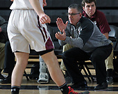 Birmingham Seaholm defeats Auburn Hills Avondale 54-48 in district semifinal basketball action at Bloomfield Hills High School Wednesday, March 8, 2017.(MIPrepZone photo / LARRY McKEE)