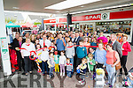 Ryan Andrews (Fair City) officially opening Spar, Caherslee, Tralee on Thursday.