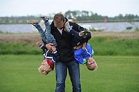CULTUURSPORTEN: BURGUM: 150613, Fryske Olympiade, ©foto Martin de Jong