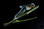 Jessica Jerome of USA compete during the Ski Jumping Ladies' Normal Hill Individual as part of the 2014 Sochi Olympic Winter Games at RusSki Gorki Jumping Center on February 11, 2014 in Sochi, Russia. Photo by Victor Fraile / Power Sport Images