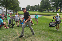 Ian Poulter (GBR) heads to 17 during 1st round of the World Golf Championships - Bridgestone Invitational, at the Firestone Country Club, Akron, Ohio. 8/2/2018.<br /> Picture: Golffile | Ken Murray<br /> <br /> <br /> All photo usage must carry mandatory copyright credit (© Golffile | Ken Murray)