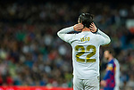 Real Madrid CF's Isco Alarcon reacts during La Liga match. Mar 01, 2020. (ALTERPHOTOS/Manu R.B.)