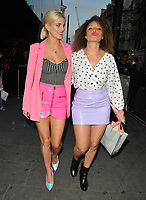 Ashley James and Pandora Christie at the Spectrum x Disney: The Little Mermaid themed launch party, W Hotel, Wardour Street, London, England, UK, on Wednesday 30 May 2018.<br /> CAP/CAN<br /> &copy;CAN/Capital Pictures