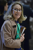Kathleen White, director of the Armstrong Center for Energy and the Environment at the Texas Public Policy Foundation, is seen in the lobby of the Trump Tower in New York, New York, on November 28, 2016. <br /> Credit: Anthony Behar / Pool via CNP