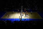 UNIVERSITY PARK, PA- MAY 7: A general view of the Ohio State Buckeyes against the UC Santa Barbara Gauchos during the 2011 NCAA Men's Volleyball Championship Final at Rec Hall in University Park, Pennsylvania on May 7, 2011. (Photo by Donald Miralle) *** Local Caption ***