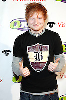 PHILADELPHIA, PA - DECEMBER 5 :  Ed Sheeran pictured on the red carpet at Q 102's Jingle Ball 2012 presented by Xfinity at the Wells Fargo Center in Philadelphia, Pa on December 5, 2012  © Star Shooter / MediaPunch Inc /NortePhoto©