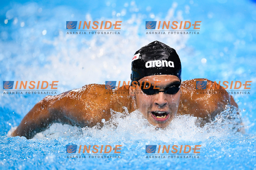 VERGARA MARTIN Lazaro CUB<br /> Men's 200m Butterfly<br /> 13th Fina World Swimming Championships 25m <br /> Windsor  Dec. 6th, 2016 - Day01<br /> WFCU Centre - Windsor Ontario Canada CAN <br /> 20161206 WFCU Centre - Windsor Ontario Canada CAN <br /> Photo &copy; Giorgio Scala/Deepbluemedia/Insidefoto