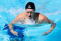 Commonwealth Games - Swimming - Optus Aquatics Centre, Gold Coast, Australia - Bradlee Ashby of New Zealand competes in the Men's 400m Individual Medley heats. 6 April 2018. Picture by Alex Whitehead / www.photosport.nz