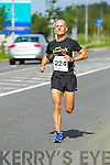 Billy O Brien pictured at the Rose of Tralee International 10k Race in Tralee on Sunday.