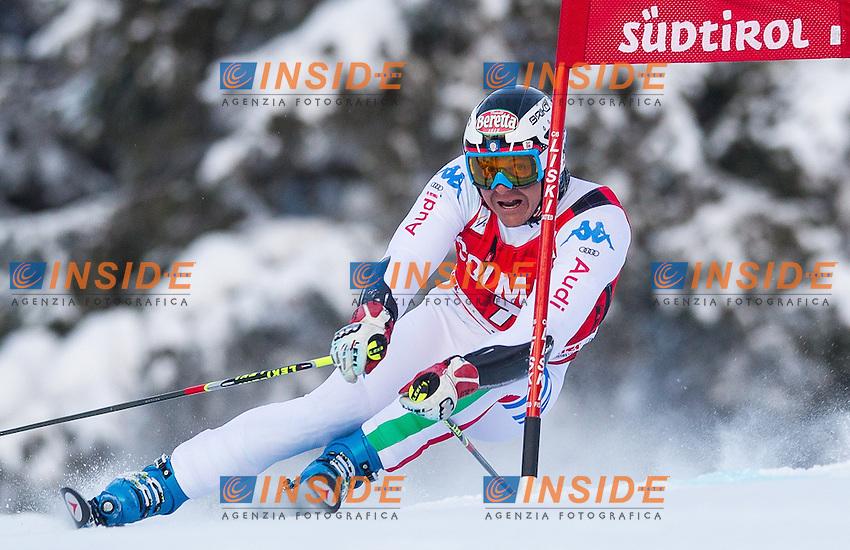 16.12.2012, Grand Risa, Alta Badia, ITA, FIS Weltcup, Ski Alpin, Riesenslalom, Herren, 1. Lauf, im Bild Massimiliano Blardone (ITA) // Massimiliano Blardone of Italy in action during 1st run of the mens Giant Slalom of the FIS Ski Alpine Worldcup at the Grand Risa course, Alta Badia, Italy on 2012/12/16. EXPA Pictures © 2012, PhotoCredit: EXPA/ Johann Groder .16.12.2012, Grand Risa, Alta Badia.Sci Coppa del Mondo Slalom Gigante.Foto Expa / Insidefoto .ITALY ONLY