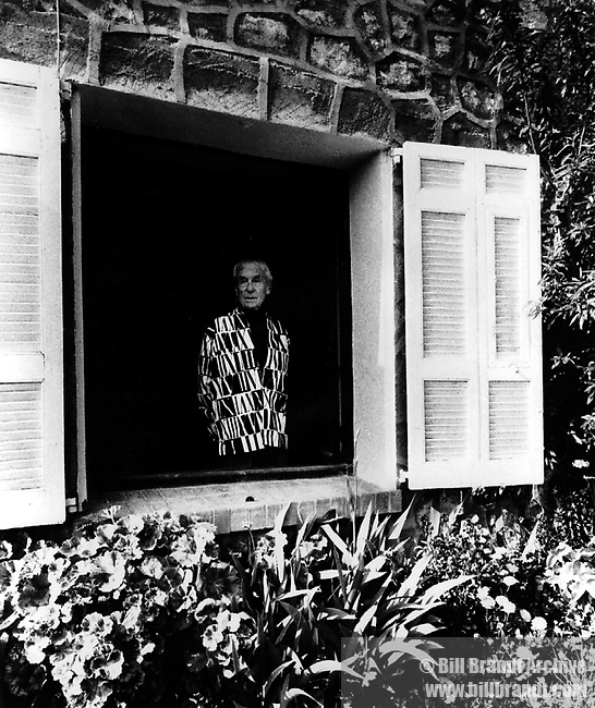 J.H. Lartigue, 1974