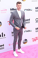21 May 2017 - Las Vegas, Nevada - AJ Gibson. 2017 Billboard Music Awards Arrivals at T-Mobile Arena. Photo Credit: MJT/AdMedia