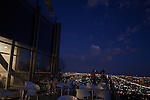 Cafe at the End of the Universe at Griffith Observatory, Los Angeles, CA
