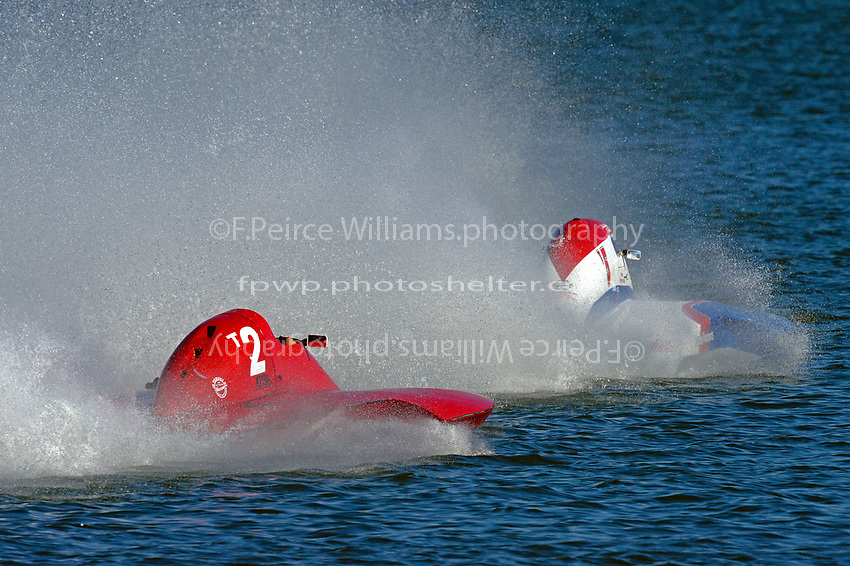 Richard Shaw, T-2, Owen Henderson, T-5        (1.5 Litre Stock hydroplane(s)