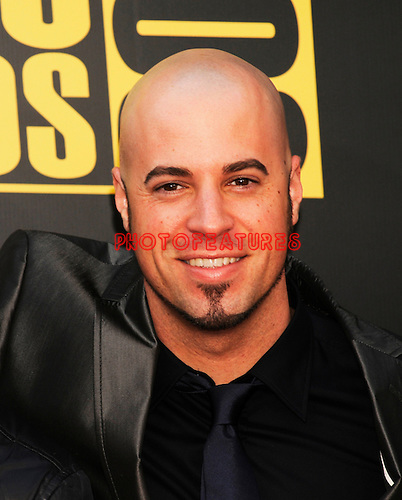 Chris Daughtry at the 2008 American Music Awards at the Nokia Theatre, Los Angeles on 23rd November 2008.