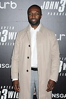"Jamie Hector at the World Premiere of ""John Wick: Chapter 3 Parabellum"", held at One Hanson in Brooklyn, New York, USA, 09 May 2019"