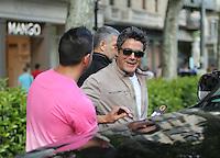 MAY 28 2013<br /> ALEJANDRO SANZ EMPIEZA LA GIRA ESPA&Ntilde;OLA EN BARCELONA<br /> Non Exclusive<br /> Mandatory Credit: KDNPIX.COM<br /> <br /> Ref: kdn_EU &copy;NortePhoto