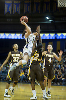 MSU Ladybobcats vs University of Wyoming Cowgirls Basketball