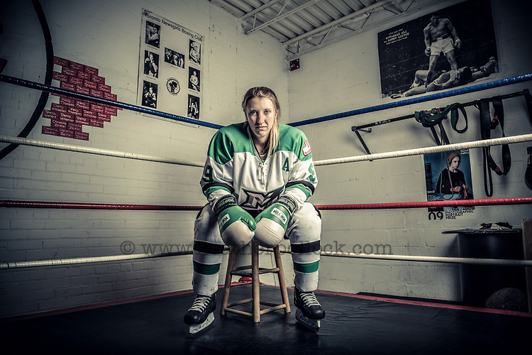 Kristen Richards, Markham Thunder, CWHL