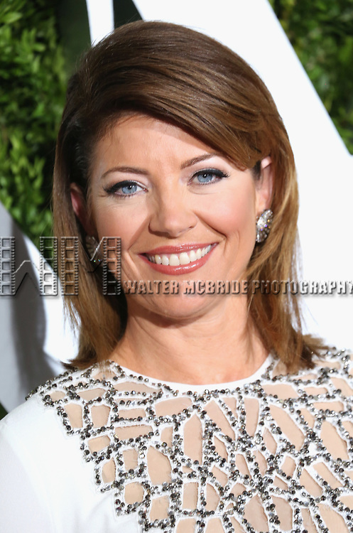 NEW YORK, NY - JUNE 11:  Norah O'Donnell attends the 71st Annual Tony Awards at Radio City Music Hall on June 11, 2017 in New York City.  (Photo by Walter McBride/WireImage)
