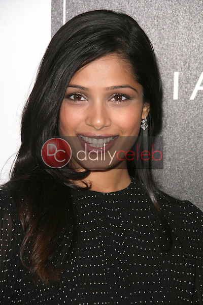 Freida Pinto<br />