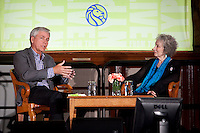 LIVE from the NYPL: Margaret Atwood & Carl Hiaasen