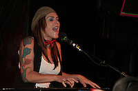 Beth Hart with Jon Nichols performing at The Webster Music Hall in New York City. This is Beth's first performance in ten years. Two stellar shows were sold out in minutes.