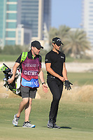 Thomas Detry (BEL) in action during the final round of the Commercial Bank Qatar Masters, Doha Golf Club, Doha, Qatar. 10/03/2019<br /> Picture: Golffile | Phil Inglis<br /> <br /> <br /> All photo usage must carry mandatory copyright credit (&copy; Golffile | Phil Inglis)